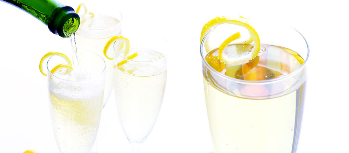Turn A Boring Evening Into A Classy Night With This French 75