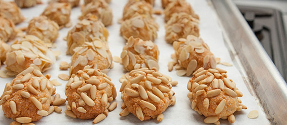 The Sweetest Treat You Ever Did See: Italian Almond Cookies