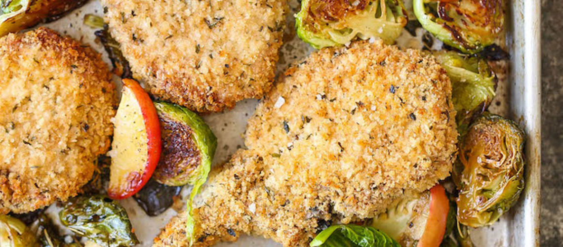 Shake And Bake Pork Chops Are Exactly What You Need In Your Life Right Now
