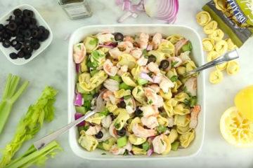 shrimp-and-tortellini
