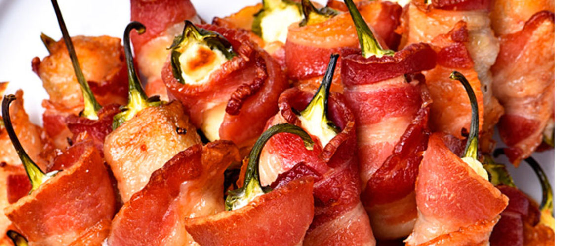 Bacon Wrapped Jalapeno Poppers…Are You Drooling Yet?