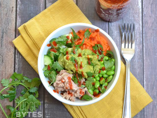 Spicy-Tuna-Guacamole-Bowl