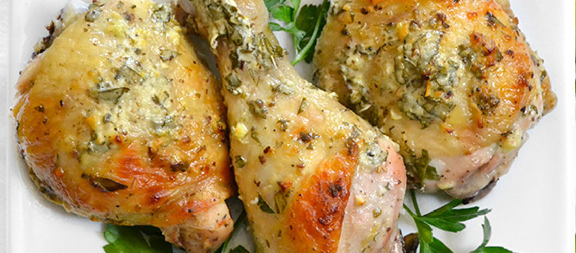 This Savory Marinated Chicken Cost Less Than $10 To Make!