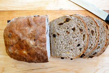 raisin-bread